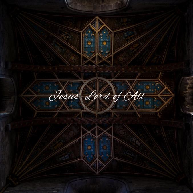 Jesus, Lord of All - Album Art